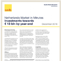 Netherlands Market in Minutes - December 2016