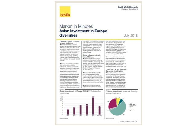 Market in Minutes - Asian Investment in Europe