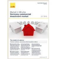 Market in Minutes Germany commercial investment market Q1 2018