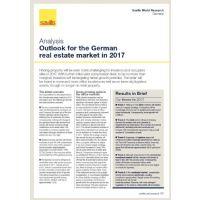 Outlook German real estate market 2017