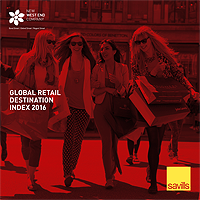Global Retail Destination Index 2016