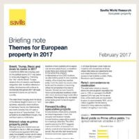 European Investment Briefing February 2017