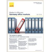 Market in Minutes Germany office markets Q4 2016
