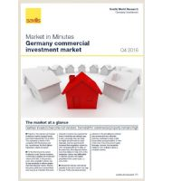 Market in Minutes Germany commercial investment market Q4 2016