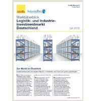 Marktüberblick Logistik- und Industrieinvestmentmarkt Deutschland Q4 2016