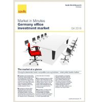Market in Minutes Germany Office investment market Q4 2016
