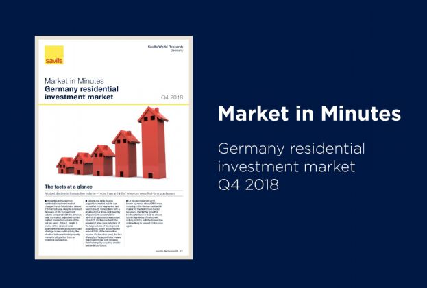 Market in Minutes Germany residential investment market Q4 2018
