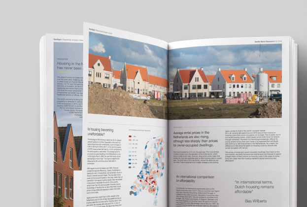 Spotlight on Residential property market