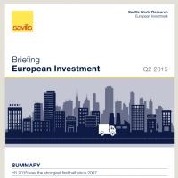 European Investment Briefing Q2 2015