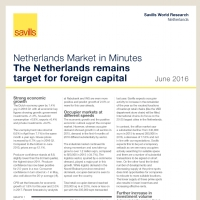 Netherlands Market in Minutes - June 2016