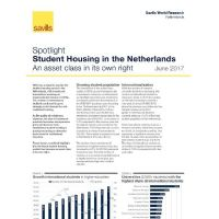 Spotlight: Student Housing in the Netherlands - June 2017