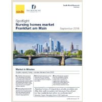 Spotlight Nursing homes market Frankfurt am Main September 2016