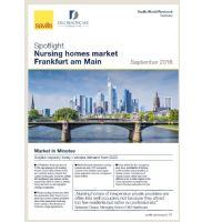 Spotlight Nursing homes market Frankfurt am Main September 2016