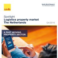 Spotlight: Logistics property market - The Netherlands 2016