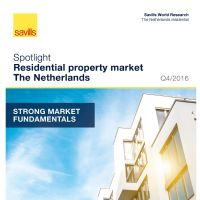 Spotlight: Residential property market - The Netherlands 2016