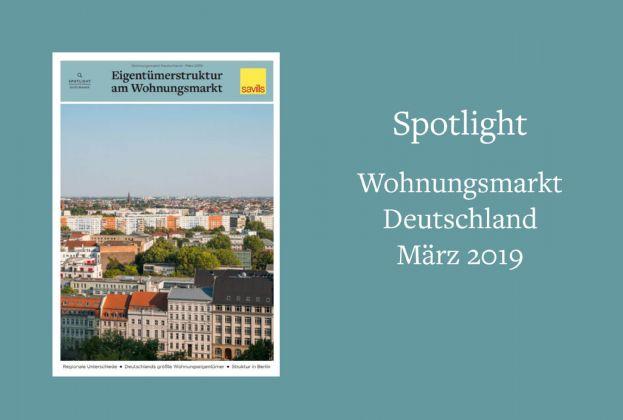 Spotlight - Wohnungsmarkt Deutschland März 2019