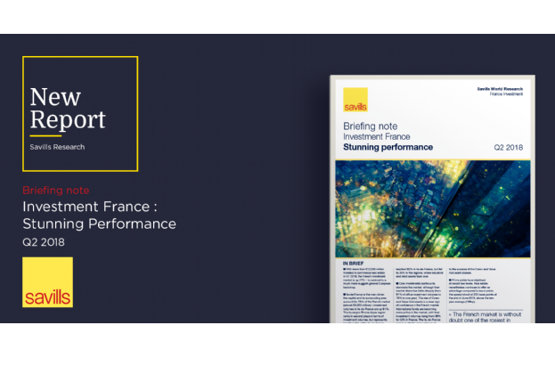 Briefing Note: Investment France – Stunning performance