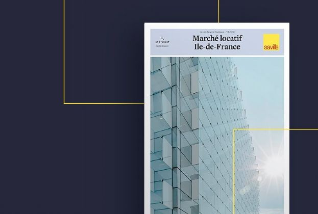 Spotlight Bureaux Ile-de-France T3 2018