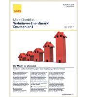 Marktüberblick Wohninvestmentmarkt Deutschland Q2 2017