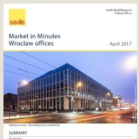 Wroclaw Office Market in Minutes March 2017